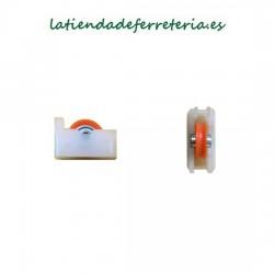 Rueda o Rodamiento Plástico Ventana Serie Antigua