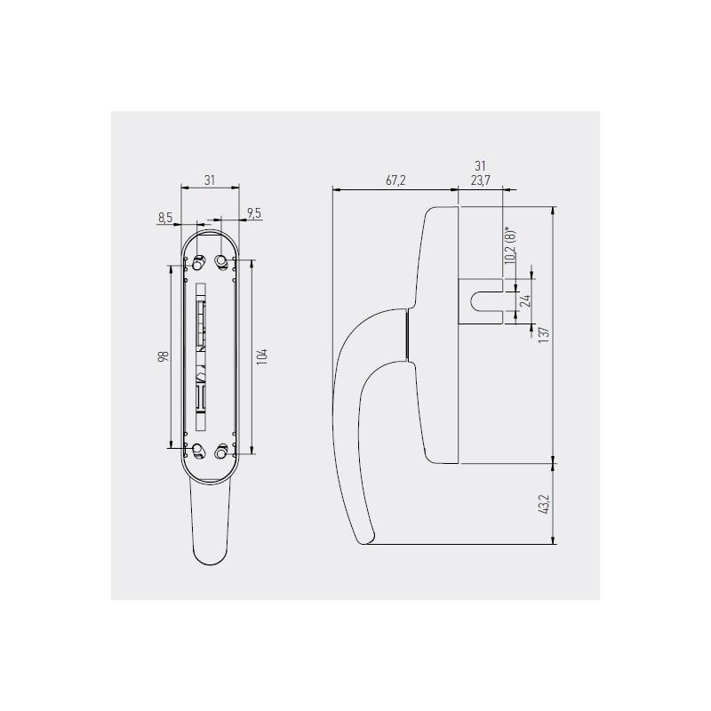 Tornillo DIN 7504-N 4,8x60 (€ por 500)