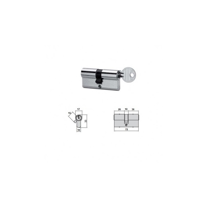Tornillo DIN 7504-N 5,5x19