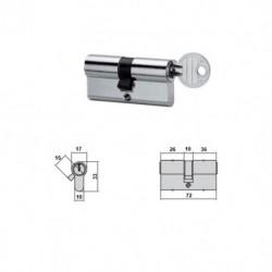 Cerradura CVL 184/35/6 Picaporte Palanca cilindro