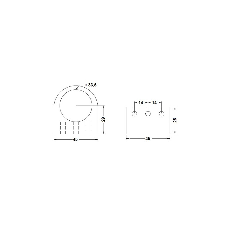 Tornillo Rosca Chapa DIN 7981 3,5x16