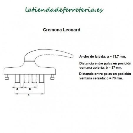 Cremona Tovic Europea Mango Extraible