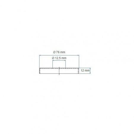 Cerradura Europea 1 punto GNS 7716-30