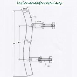 Tirador-Acero-Inox-600-mm-Curvo-medidas