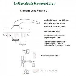 Cremona-manilla-lavaal-pala-U-recorrido