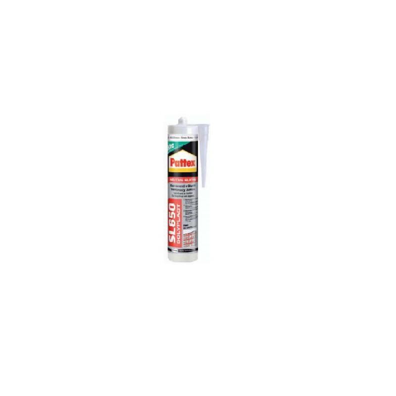 Silicona-ral-8017-neutra-Pattex-SL-650