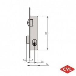 Cerradura CVL 1964V/0...