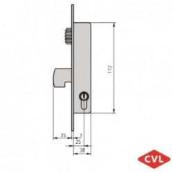 Cerradura CVL 1990V25/5...