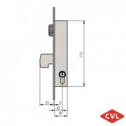 Cerradura CVL 1990V32/5...