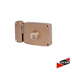 Cerradura Ucem 4124 HB012 Pestillo