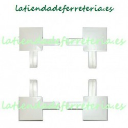 Escuadras Mosquitera Corredera Mod. 2 Blanco