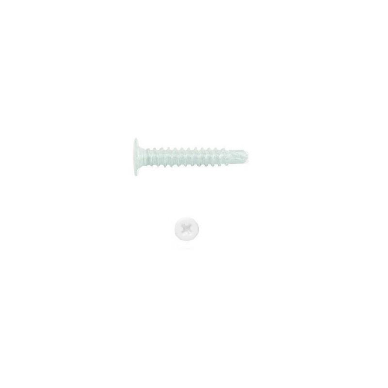 Tornillo autotaladrante DIN 7504-P zincado