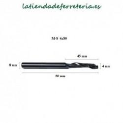 Oscilobatiente OS-100 1 Hoja Compas Standar