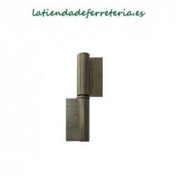 Rollo Goma Mosquitera PVC Hueca 5.5 mm.