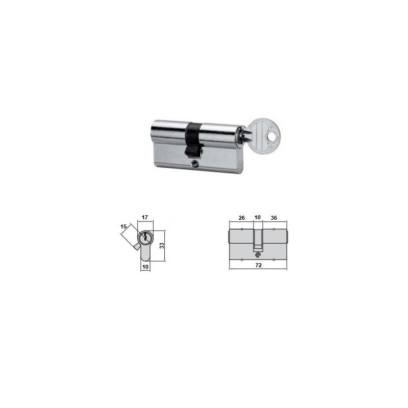 Cilindro Europerfil CVL 5982 2535