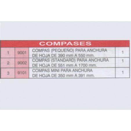 Cerradura CVL 1984/25/5 Picaporte y Palanca
