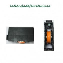 Rueda o Rodamiento Plástico Ventana rf. 114
