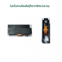 Rueda o Rodamiento Plástico Ventana rf. 116
