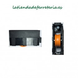 Rueda o Rodamiento Plástico Ventana rf. 127