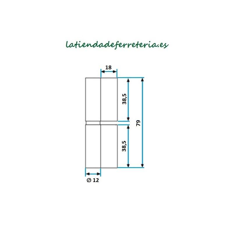 Tornillo DIN 7504-N 3,9x32