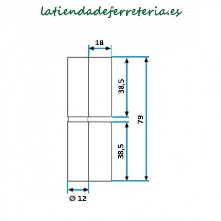 Tornillo DIN 7504-N 3,9x32 (€ por 1000)