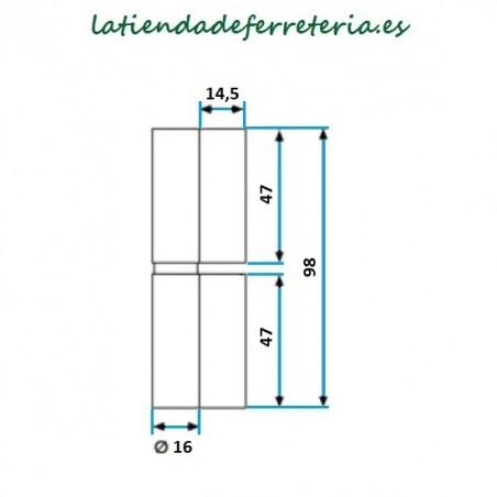 Tornillo DIN 7504-N 4,2x22 (€ por 500)