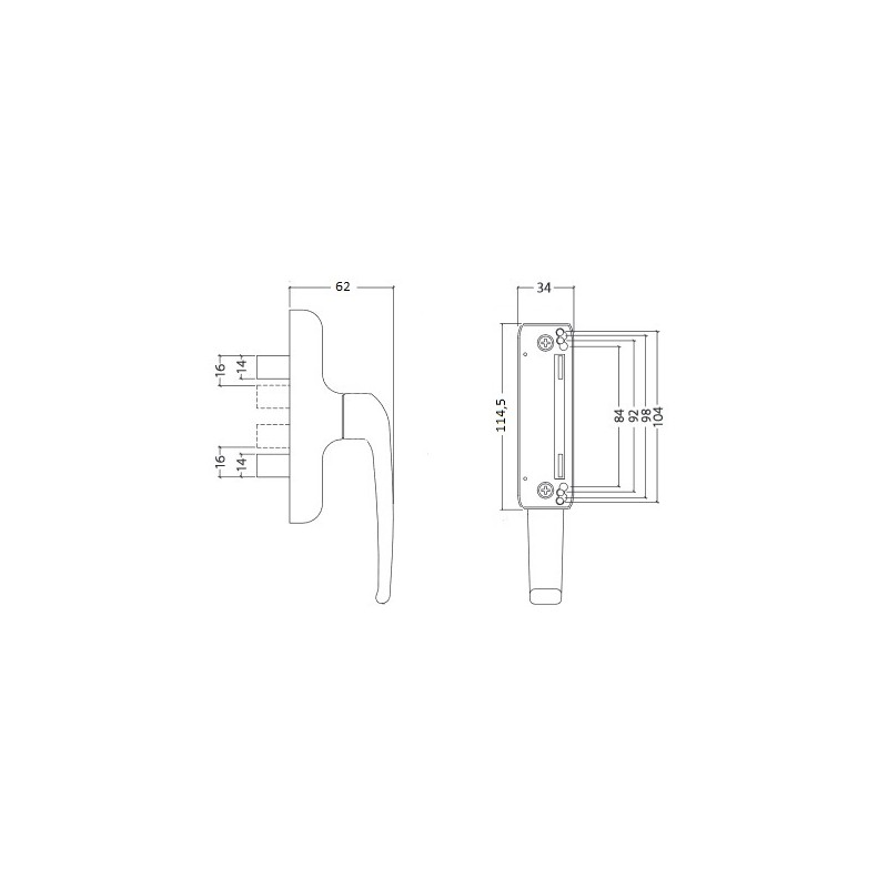 Tornillo DIN 7504-N 4,2x25