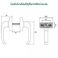 Tornillo DIN 7504-N 4,2x38 (€ por 500)