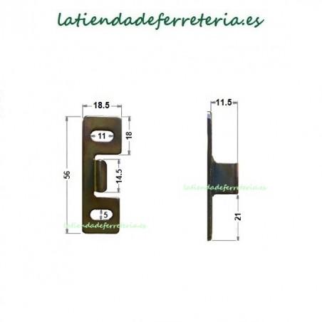 Tornillo DIN 7504-N 4,8x25 (€ por 500)